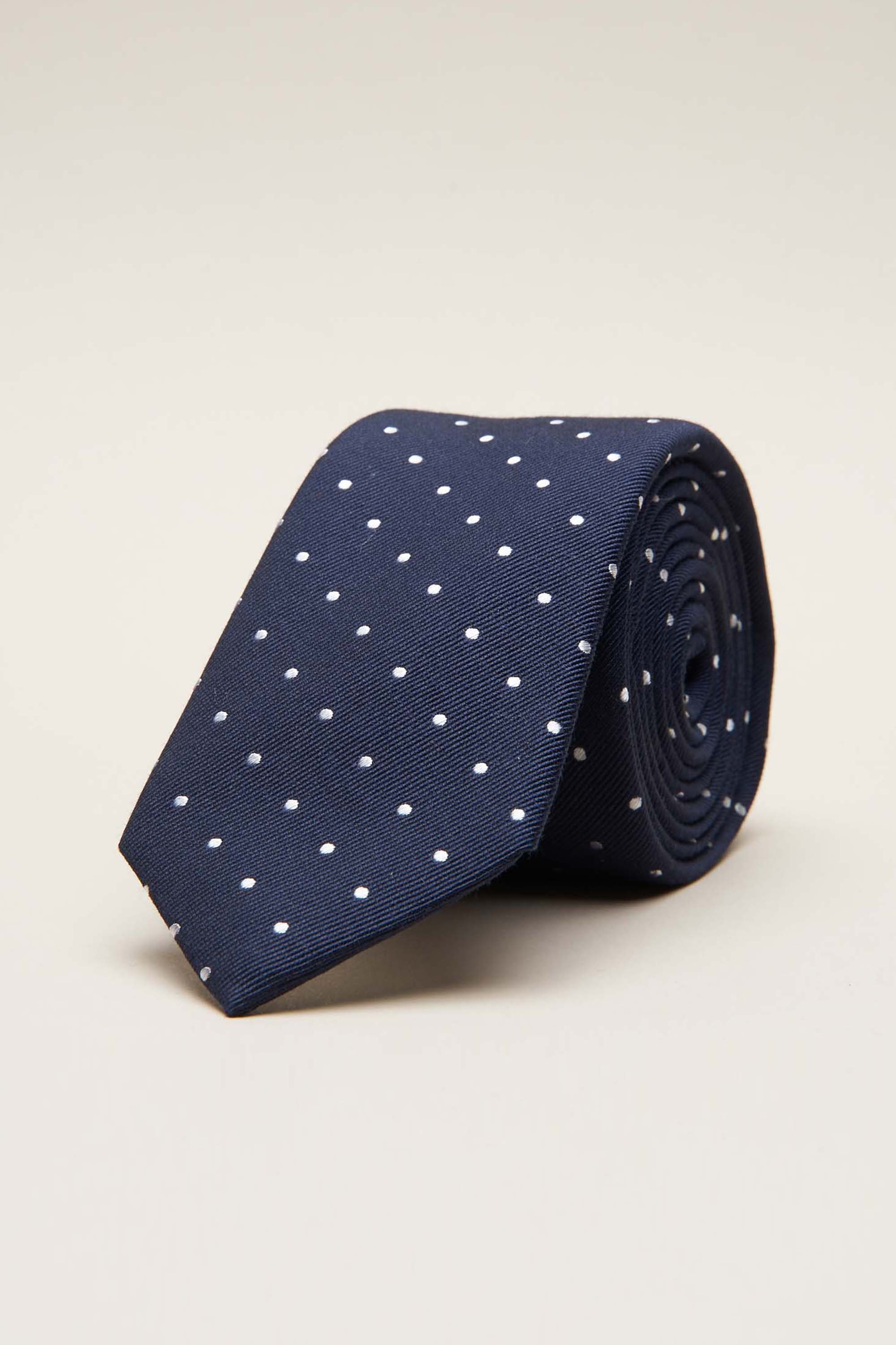 TIE POINT (NAVY/WEISS)